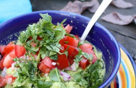 Image of Simple Guacamole