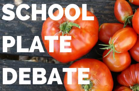 Image of School Plate Debate