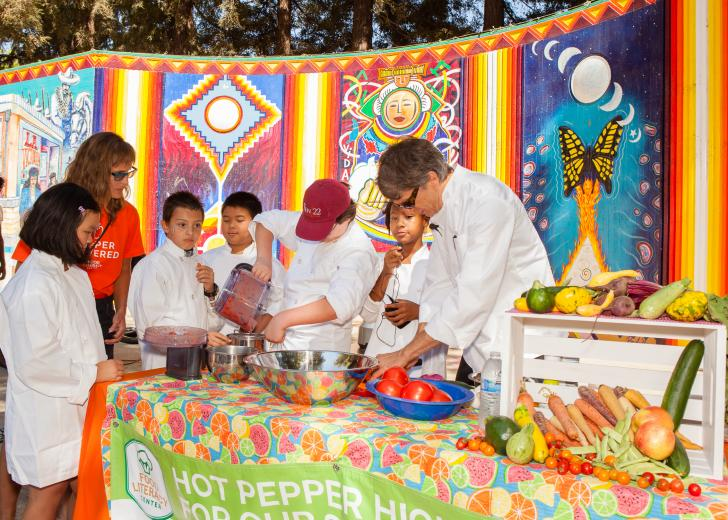 Image of Fruit-to-Root Food Literacy Fair presented by Raley's