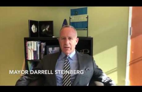 Sacramento Mayor Darrell Steinberg on Food Literacy