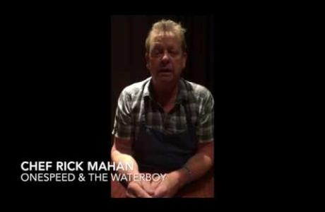 Chef Rick Mahan of The Waterboy & OneSpeed on Food Literacy