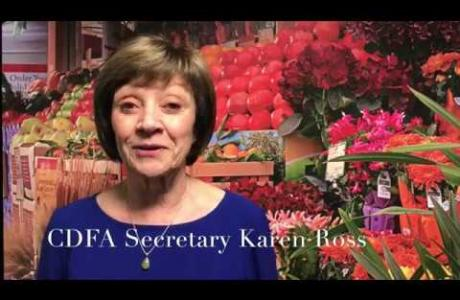 CDFA Secretary Karen Ross on Food Literacy