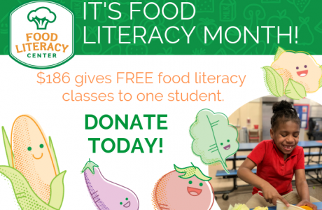 Food Literacy Center graphic