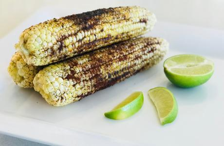 Chili Lime Street Corn