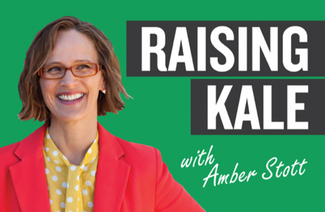 Raising Kale Podcast graphic