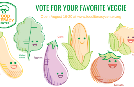 Veggie of the Year Voting
