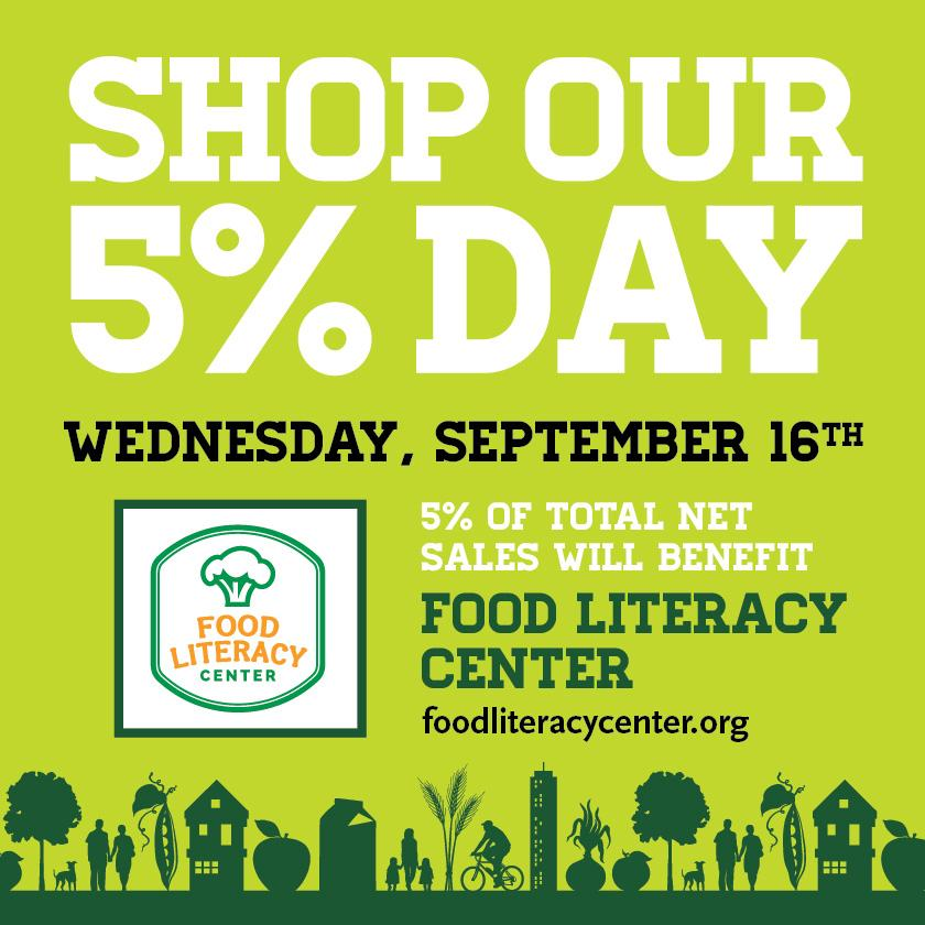 Whole Foods Book Drive