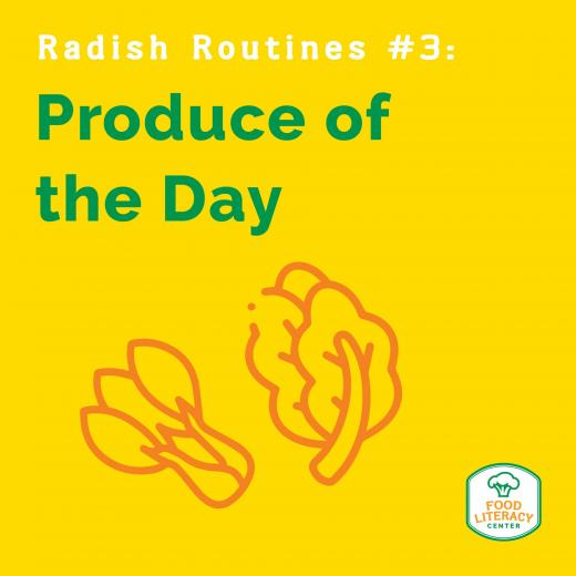 Produce of the Day