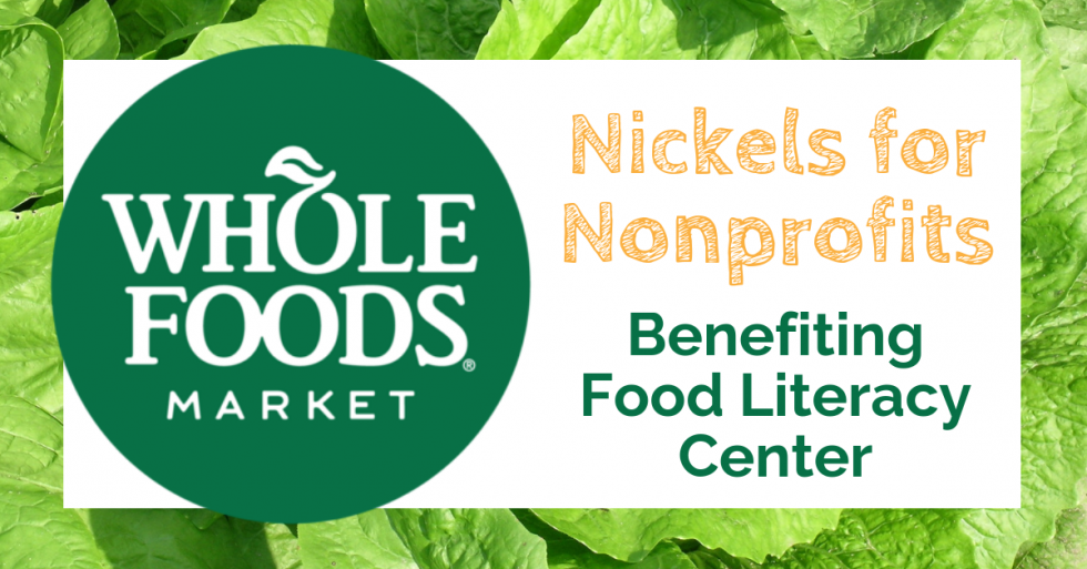 Nickels for Nonprofits banner