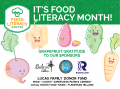 It's Food Literacy Month!