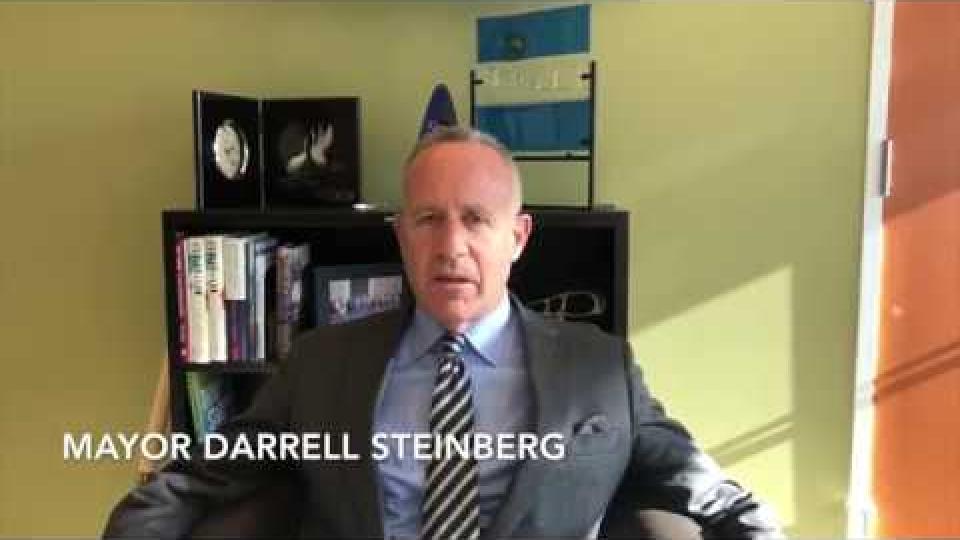 Sacramento Mayor Darrell Steinberg on Food Literacy